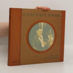 náhled knihy - Album Vlasty Buriana