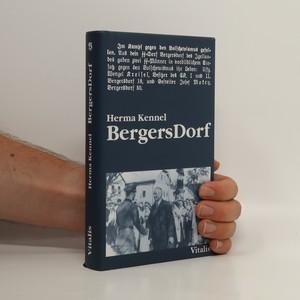 náhled knihy - BergersDorf : ein Tatsachenroman