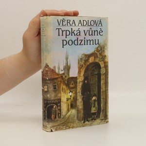 náhled knihy - Trpká vůně podzimu
