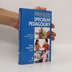 náhled knihy - Přehled speciální pedagogiky