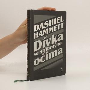 náhled knihy - Dívka se stříbrnýma očima