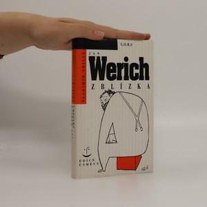 náhled knihy - Jan Werich zblízka