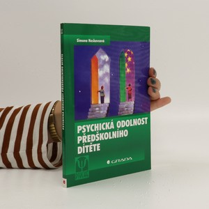náhled knihy - Psychická odolnost předškolního dítěte
