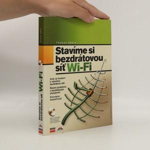náhled knihy - Stavíme si bezdrátovou síť Wi-fi (včetně CD přílohy)