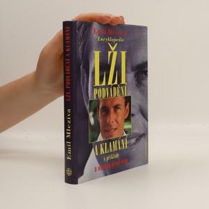 náhled knihy - Encyklopedie lži, podvádění a klamání s příklady a obrana proti nim