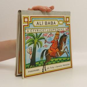 náhled knihy - Alí baba a čtyřicet loupežníků