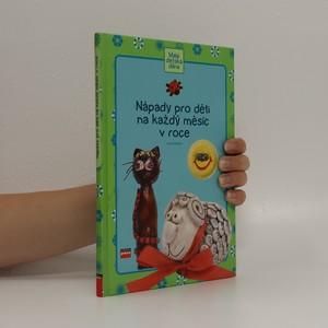 náhled knihy - Nápady pro děti na každý měsíc v roce
