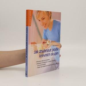 náhled knihy - Jak zhubnout podle krevních skupin