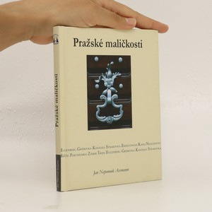 náhled knihy - Pražské maličkosti