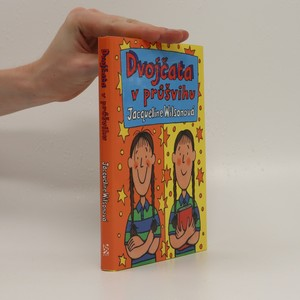 náhled knihy - Dvojčata v průšvihu