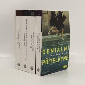 náhled knihy - Geniální přítelkyně 1. - 4. díl (4 svazky)