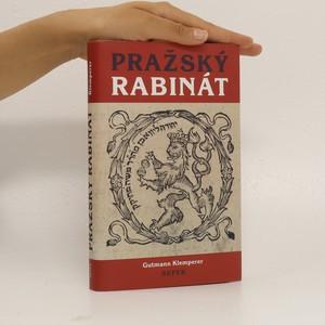 náhled knihy - Pražský rabinát