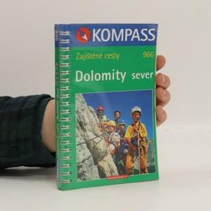 náhled knihy - Dolomity sever