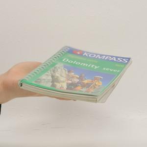 antikvární kniha Dolomity sever, neuveden