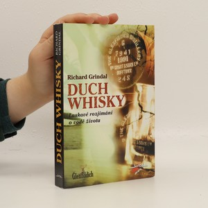 náhled knihy - Duch whisky : laskavé rozjímání o vodě života