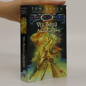 náhled knihy - Věk bohů a zrození