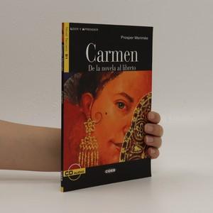 náhled knihy - Carmen : de la novela al libreto
