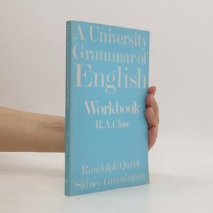 náhled knihy - A university grammar of English : workbook