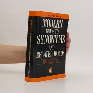náhled knihy - The Penguin modern guide to synonyms and related words