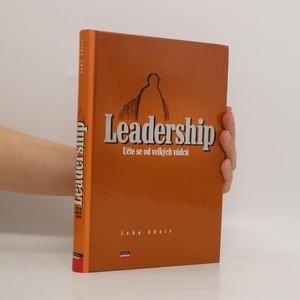 náhled knihy - Leadership. Učte se od velkých vůdců