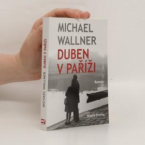 náhled knihy - Duben v Paříži