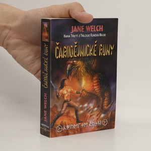 náhled knihy - Čarodějnické runy