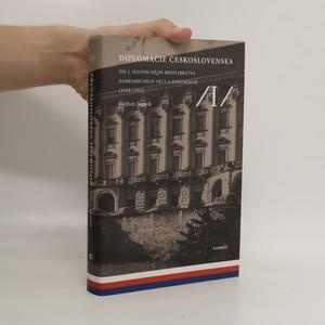 náhled knihy - Diplomacie Československa