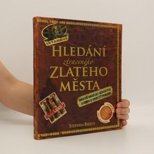 náhled knihy - Hledání ztraceného Zlatého města