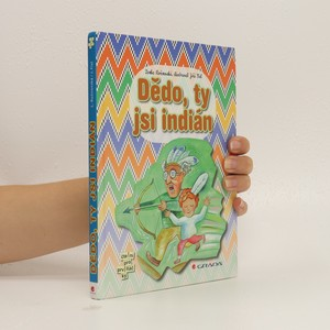 náhled knihy - Dědo, ty jsi indián