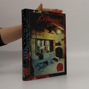 náhled knihy - Čejkovice 1248-1998