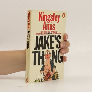 náhled knihy - Jake's thing
