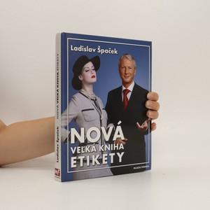 náhled knihy - Nová veľká kniha etikety