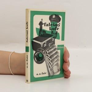 náhled knihy - Falešný kufr