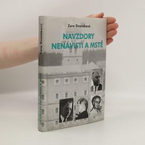 náhled knihy - Navzdory nenávisti a mstě : z politických procesů 1952 až 1953