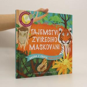 náhled knihy - Tajemství zvířecího maskování