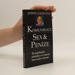 náhled knihy - Komunikace, sex a peníze