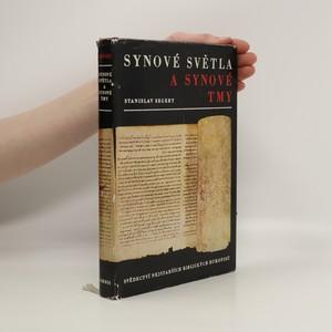 náhled knihy - Synové světla a synové tmy. Svědectví nejstarších biblických rukopisů