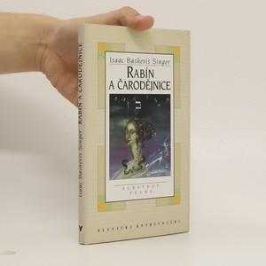 náhled knihy - Rabín a čarodějnice
