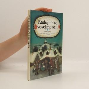 náhled knihy - Radujme se, veselme se...