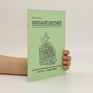 náhled knihy - Začínající kaktusář