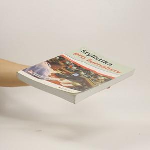 antikvární kniha Stylistika pro žurnalisty, 2011