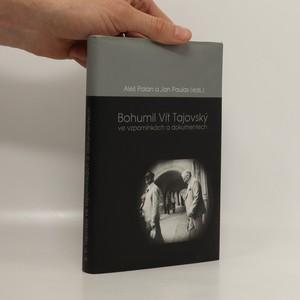 náhled knihy - Bohumil Vít Tajovský ve vzpomínkách a dokumentech