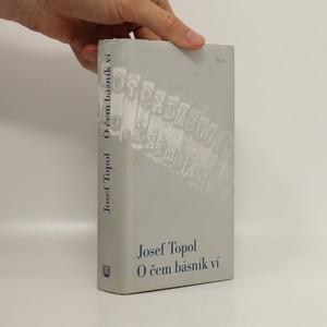 náhled knihy - O čem básník ví