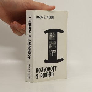 náhled knihy - Rozhovory s pamětí. I. díl