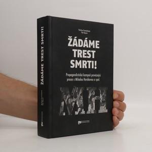 náhled knihy - Žádáme trest smrti!
