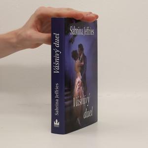 náhled knihy - Vášnivý duel