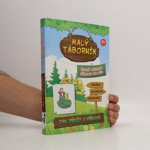 náhled knihy - Malý táborník. Veselý průvodce přírodou pro děti