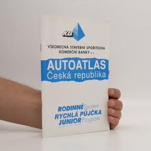 náhled knihy - Autoatlas Česká republika
