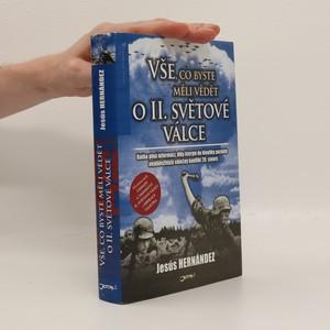 náhled knihy - Vše, co byste měli vědět o II. světové válce