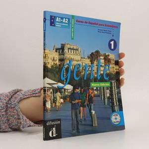 náhled knihy - Gente 1 Nueva Edición (učebnice + CD, 1 svazek)